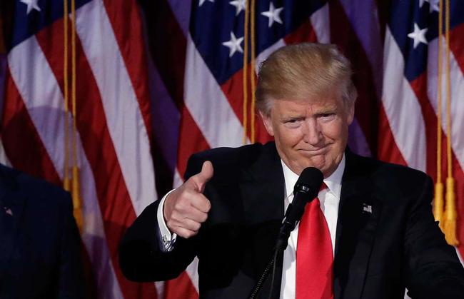 Donald Trump gana las elecciones presidenciales de EE.UU