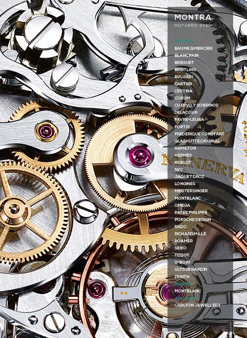 6ced774f672 Estação Cronográfica  As marcas que contam estão no Relógios ...