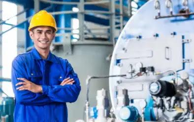 Profesi operator Industri