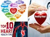 10 Ways to keep your Heart Healthy Tips