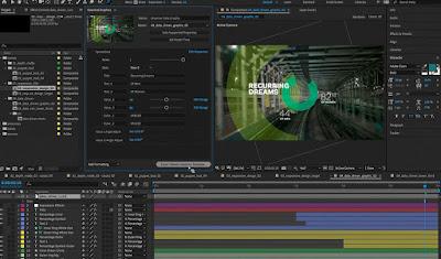 برنامج أدوبي افتر افكت Adobe After Effects