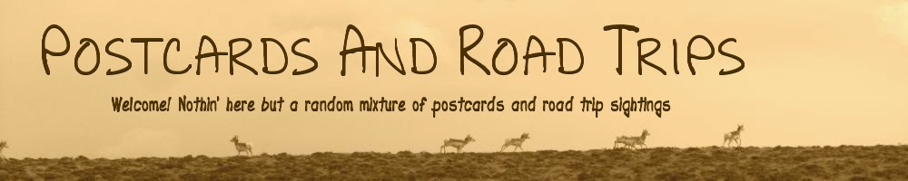 Postcards And Road Trips