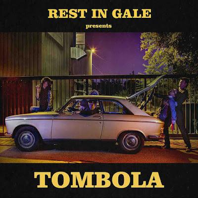 Les dix titres de l'album Tombola des Rest In Gale s'annoncent puissamment psyché rock, poétique et névrotique à souhait.