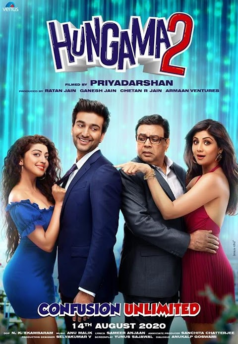 Hungama 2 (2021) Movie Review: A Satisfactory Drama but Could Have Been Better