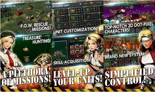 METAL SLUG ATTACK MOD APK+DATA