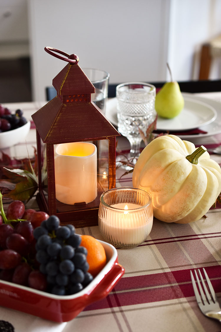 Budget-Friendly Thanksgiving Table Decor Ideas