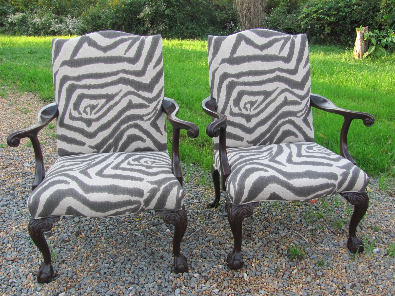 Animal Print Dining Chairs Theochic Decorating Blog French Parisian Animal Print Chairs