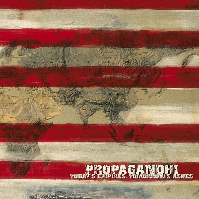 """Propagandhi announce """"Today's Empires, Tomorrow's Ashes"""" reissue"""