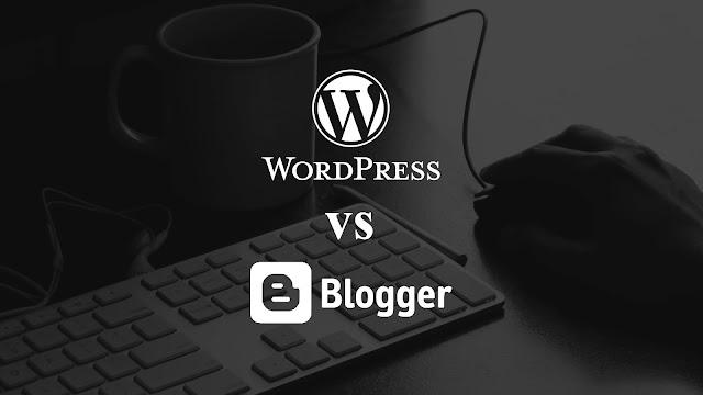 Sejarah Singkat Blogger dan Wordpress