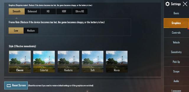 طريقة تسريع لعبة Pubg mobile للاندرويد