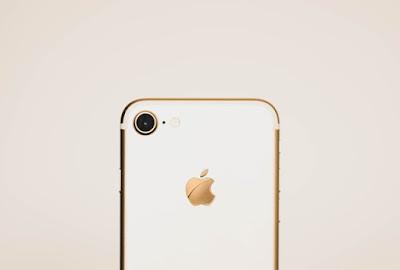 iPhone 7の背面