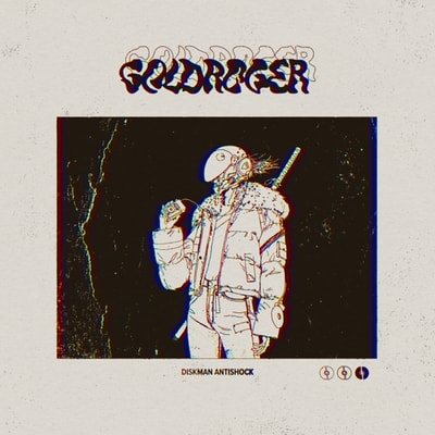 Goldroger - Diskman Antishock (2019) - Album Download, Itunes Cover, Official Cover, Album CD Cover Art, Tracklist, 320KBPS, Zip album