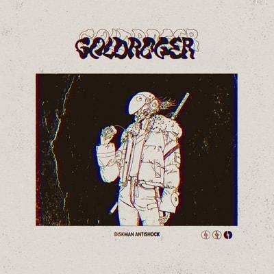 Goldroger - Diskman Antishock (2019) - Album Download, Itunes Cover, Official Cover, Album CD Cover Art, Tracklist, 320KBPS, Zip album