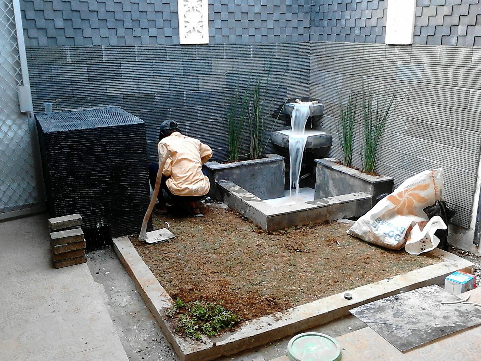 Taman Minimalis Tukang Taman Jasa Taman Di Jakarta Bogor Depok