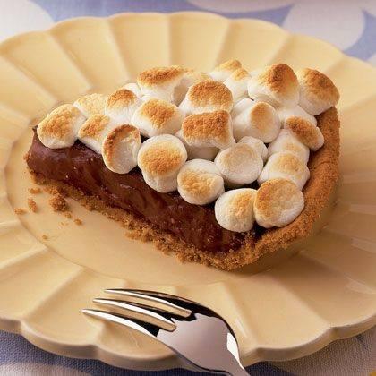 S'more Pie Recipe