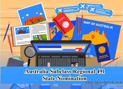 australia regional visa 491