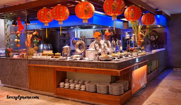 Marco Polo Plaza Cebu - Marco Polo Hotel Cebu buffet - Cebu hotels - Philippine hotels - dinner buffet
