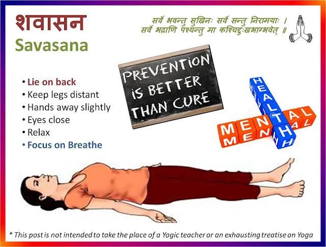 Yoga-Shavasana