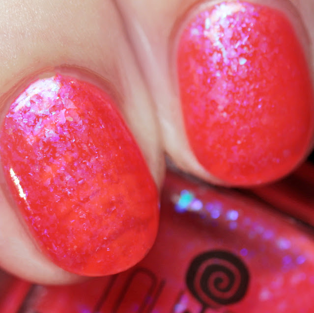 Lollipop Posse Lacquer Snicker-Snack
