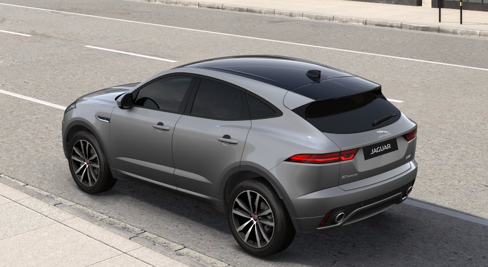 jaguar e pace 2018 couleurs colors. Black Bedroom Furniture Sets. Home Design Ideas