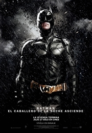 The Dark Knight Rises DVDRip Español Latino Película 2012