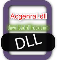 Acgenral.dll download for windows 7, 10, 8.1, xp, vista, 32bit
