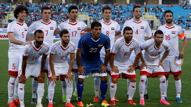 شاهد مباراة سوريا وكوريا الجنوبية
