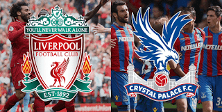 Liverpool vs Crystal Palace Live Streaming online Today 20.08.2018 Premier League