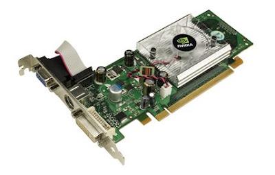 Nvidia GeForce 8300 GSドライバーのダウンロード