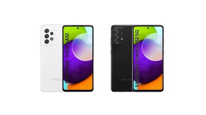 Ini Membocorkan Susunan Kamera Samsung Galaxy A52
