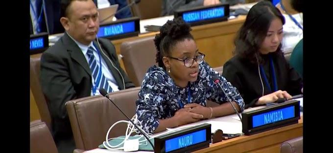 Namibia deplora la pasividad de la ONU en la cuestión del Sáhara Occidental e insta a una intervención urgente.