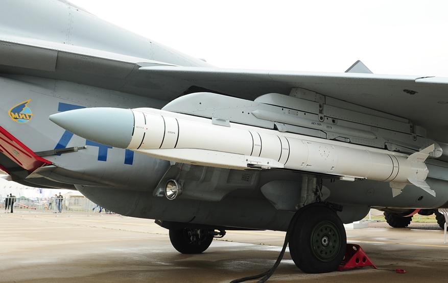 Historia y tecnología militar: Rusia: Completadas las ...