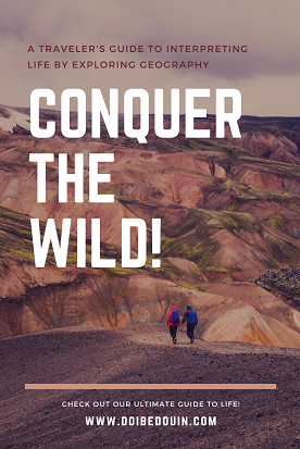 Conquer the Wild! doibedouin