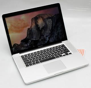 Jual Macbook Pro 15 Early 2011 Bekas