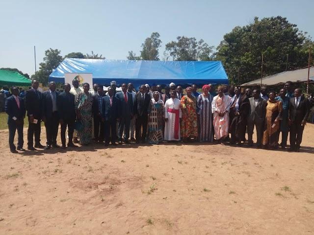 Djéréhouyè : Les réparations communautaires et collectives lancées par le HCRRUN