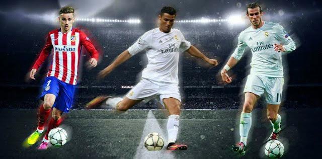 UEFA divulga os três finalistas do prêmio de melhor jogador da Europa