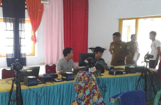 Disdukcapil Lakukan Perekaman, E-KTP di Wilayah Kepulauan