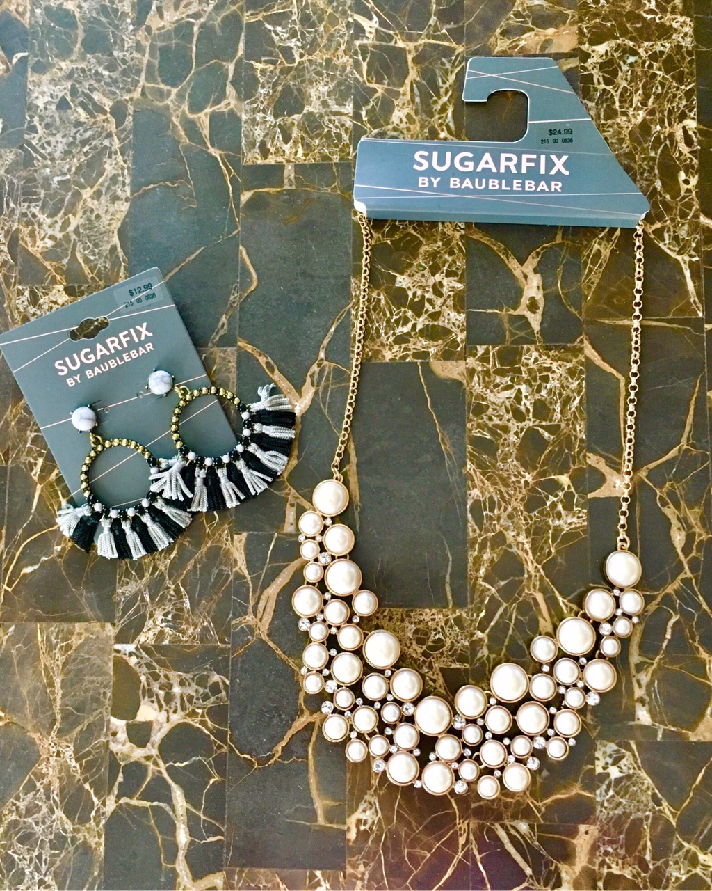 The Edge Of The Hill : SugarFix by BaubleBar's New Fall Line!