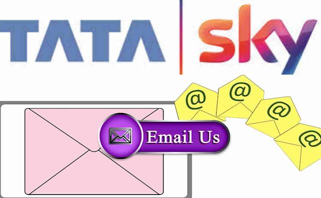 tatasky customer care email