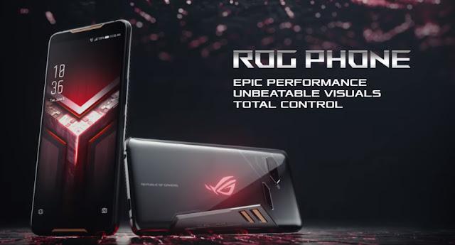 ROG Phone o melhor Celular Gamer do Mundo