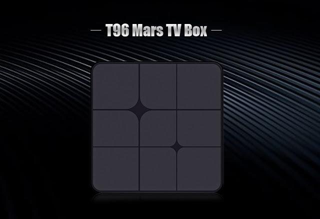 Harga dan Spesifikasi T96 Mars Android TV