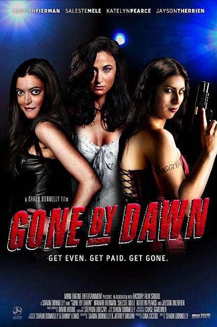 Gone By Dawn (2016) English Hot Action Movie Full HDRip 720p BluRay