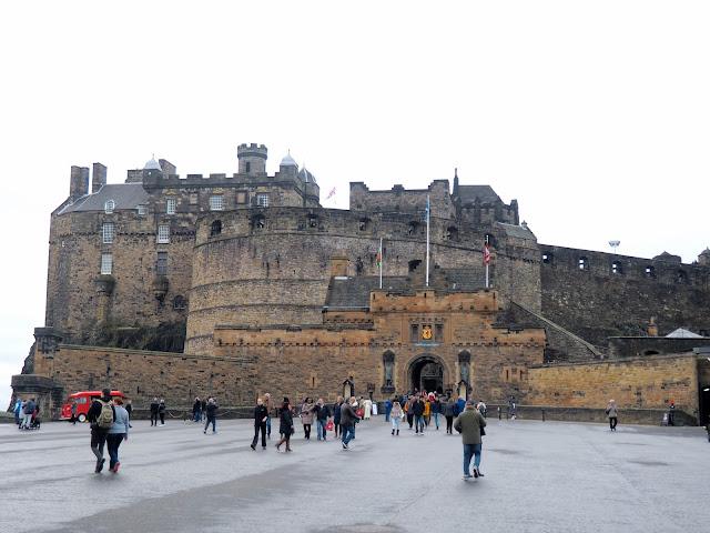 Edinburgh Castle, Royal Mile, Edinburgh