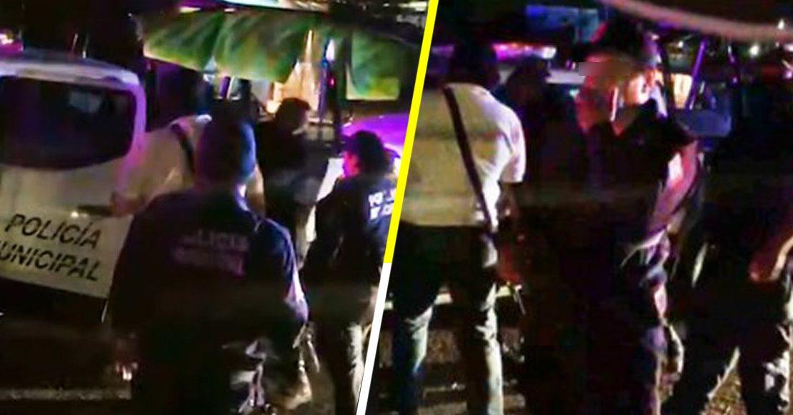 Vídeo: En Jalisco Policías lo detuvieron por no usar cubrebocas y lo golpearon hasta matarlo