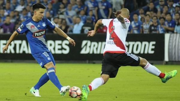 Emelec empató en Buenos Aires ante River Plate