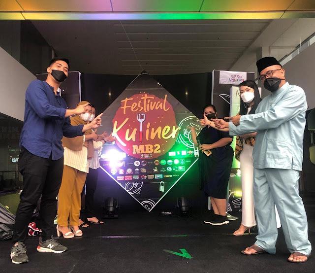 Ardiwinata Membuka Bazar Kuliner di Mall Botania 2