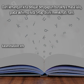 Dari Kenangan Kita Belajar