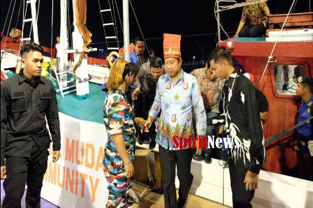 Kapolda Sulsel Ikut Sukseskan Kegiatan F8 di Makassar
