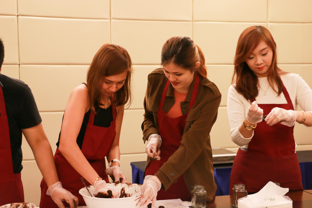 Pastry Making with Chef Laboureux of Waterfront Cebu City Hotel and Casino, Pastries, baking class, cebu baking class, waterfront, cebu fashion bloggers, cebu food bloggers, cebu bloggers, jean yu, ching sadaya, life on a flavored runway, toni pino-oca
