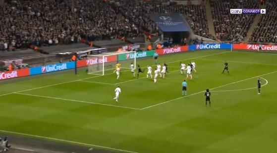 بالفيديو : ريال مدريد يخسر من توتنهام بثلاثية في ابطال اوروبا الاربعاء 1-11-2017
